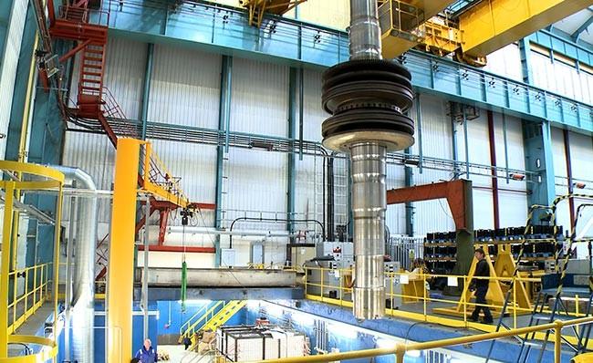 Turbine shot from Veejo's Siemens video
