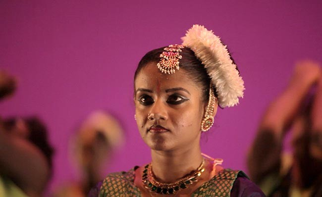 Image of dancer from Veejo's YDance evaluation film